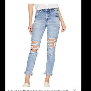 Blank NYC Rivington ripped Jeans